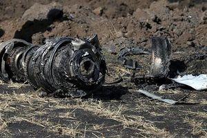 Ethiopia công bố báo cáo sơ bộ vụ tai nạn máy bay Boeing 737 Max