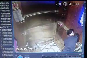 Công an xác định hành vi ôm hôn bé gái trong thang máy của người đàn ông là sàm sỡ
