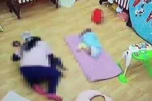 Bé 11 tháng tuổi tử vong vì bị cô giáo mầm non ru ngủ bằng cách chẳng giống ai