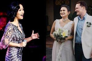 Chồng cũ tổ chức hôn lễ rình rang, người hâm mộ tò mò phản ứng của Hồng Nhung