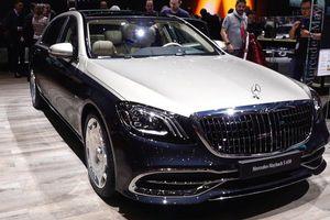 Bảng giá xe Mercedes-Benz mới nhất tháng 4/2019: Maybach S 650 có giá gần 15 tỷ đồng
