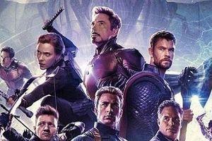 Mức vé bán ra của bom tấn siêu anh hùng Marvel 'Avengers: Endgame' vượt mọi kỳ vọng
