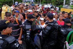 Nguy cơ khó lường tại Venezuela