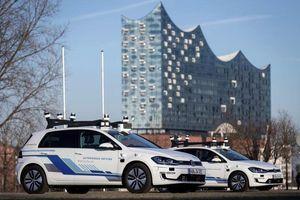 Volkswagen bắt đầu thử xe tự lái