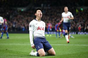 Son Heung-min đi vào lịch sử CLB Tottenham