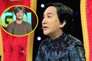 Kim Tử Long chê con trai Công Hậu mập, diễn chưa tốt trên sóng truyền hình