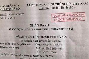 Nguyên Bộ trưởng Phạm Vũ Luận chính thức thua kiện vụ thu hồi bằng tiến sĩ