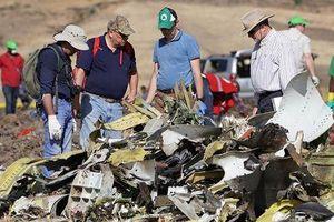 Báo cáo sơ bộ nguyên nhân máy bay Boeing 737 MAX 8 gặp nạn