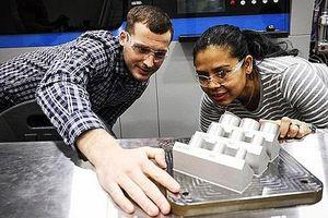 Cách mạng hóa ngành sản xuất nhờ công nghệ in 3D