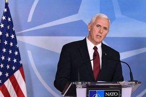 Phó Tổng thống Mỹ chỉ trích thái độ 'không thể chấp nhận' của Đức