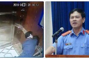 VKSND Tối cao chỉ đạo xử nghiêm vụ người đàn ông sàm sỡ bé gái trong thang máy