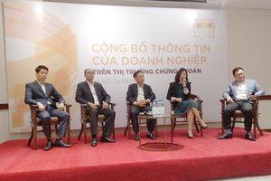Qui định công bố thông tin doanh nghiệp của TTCK Việt Nam còn hơn thông lệ quốc tế