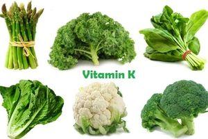 Các loại vitamin giúp xương khớp khỏe mạnh