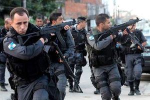 Cướp ngân hàng ở Brazil, cảnh sát nổ súng bắn chết 10 đối tượng