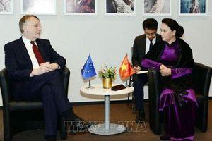 Hợp tác thúc đẩy Hiệp định thương mại tự do Việt Nam – EU