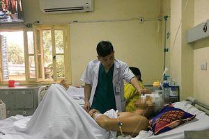 Cứu công nhân bị chấn thương sọ não rất nguy kịch
