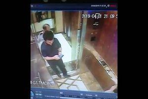 Cựu Viện phó VKS Đà Nẵng sàm sỡ bé gái trong thang máy trình diện công an