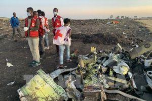 Báo cáo chính thức đầu tiên về vụ tai nạn máy bay Ethiopia