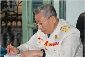 Tướng Đồng Sỹ Nguyên với Trường Sơn huyền thoại