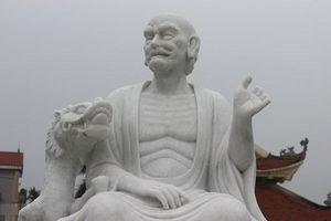 16 bức tượng La Hán bị bẻ tay, bẻ chân, vặt tai… khiến phật tử hoang mang