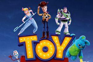 Pixar chiếu 17 phút của 'Toy Story 4' tại CinemaCon 2019