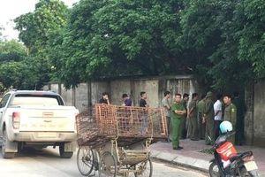 Công an bắt giữ đàn chó cắn bé trai tử vong thương tâm ở Hưng Yên