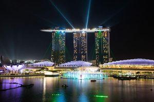 Hai công ty sòng bạc rót gần 7 tỷ USD vào Singapore
