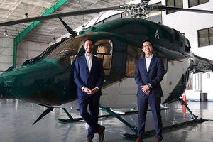 Sắp ra mắt dịch vụ đi chung trực thăng tại Philippines
