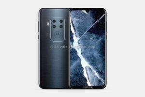 Motorola ấp ủ mẫu điện thoại bốn camera có bố cục kỳ quái