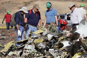 Báo cáo chính thức đầu tiên về vụ tai nạn của Hãng hàng không Ethiopia