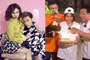 S.T Sơn Thạch chúc mừng, dàn nghệ sĩ Running Man tổ chức sinh nhật 'lầy lội' cho Lan Ngọc