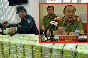 Trung tướng Lê Đông Phong: Đường dây trung chuyển ma túy có xu hướng từ Lào qua TP.HCM