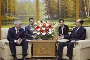 Nga - Triều Tiên: Thúc đẩy hợp tác sâu rộng