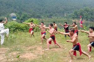 Tinh diệu quân sự, võ công Việt cổ
