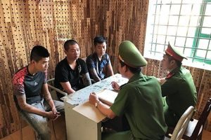 Bắt giữ nhóm người từ Hà Nội vào Đắk Nông cho vay lãi nặng