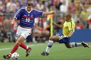 Zinedine Zidane nghĩ gì về Ronaldo trong trận chung kết World Cup 1998
