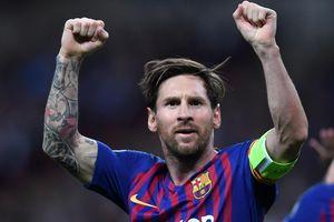 Messi tiếp tục vượt mặt Ronaldo ở khoản thu nhập