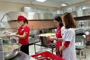 Trường Tiểu học Thanh Xuân Bắc: Mẫu thức ăn xét nghiệm an toàn