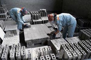 Kiến nghị nhiều giải pháp thúc đẩy sử dụng vật liệu xây không nung