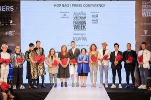16 thương hiệu tham dự Tuần lễ Thời trang quốc tế Việt Nam lần thứ 9