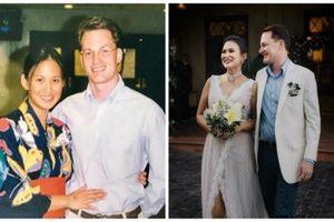 Chồng cũ Hồng Nhung và vợ mới: 'Tình cũ không rủ cũng tới'