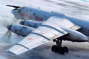Choáng 'đôi cánh' máy bay săn ngầm lớn nhất Hải quân Nga