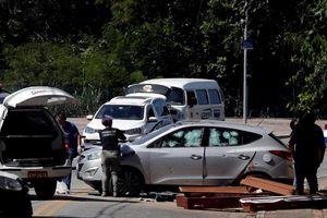 Cướp ngân hàng, 11 nghi phạm bị bắn chết ở Brazil