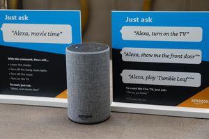 Trợ lý ảo Amazon Alexa quản lý thông tin sức khỏe người dùng