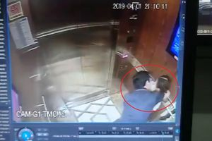 Cựu Viện phó VKS Đà Nẵng thừa nhận ôm hôn bé gái trong thang máy