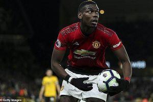 Ngôi sao Paul Pogba làm khó M.U với mức lương 'trên trời'