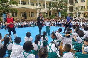Dạy cách phòng, chống xâm hại tình dục cho học sinh Quảng Ninh