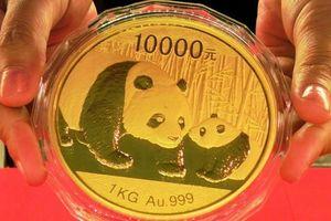 Chờ thượng đỉnh Mỹ – Trung, giá vàng rớt xuống dưới 1.300USD/ounce