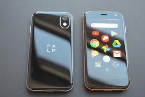 Palm quyết tâm cải tiến chiếc smartphone 'vô dụng' nhất năm 2018 của mình