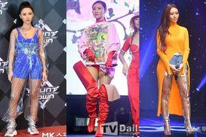Những bộ cánh biến Hwasa (Mamamoo) thành ''thảm họa thời trang'' mới của Kpop